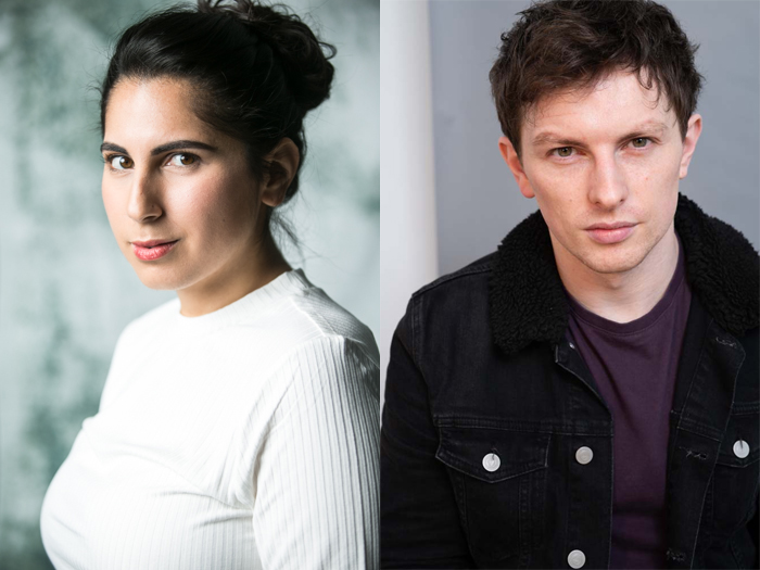 Shazia Nicholls, Jack-Parry Jones - KRAKEN 2020 (Unbound Productions)